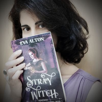 Witches can love too. Eva Alton's book, Stray Witch.