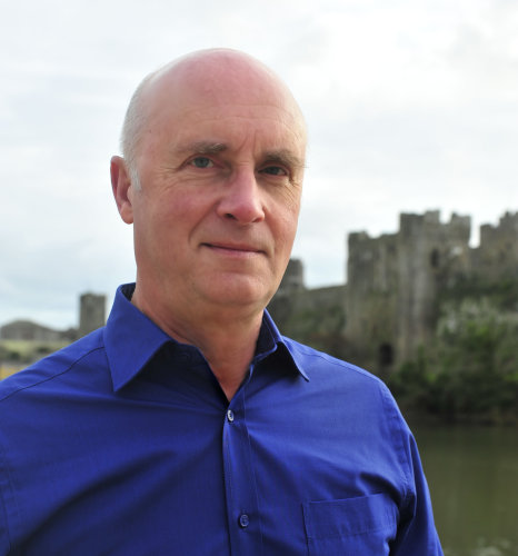 Tony Riches and his incredible historical fiction novel MARY - Tudor Princess